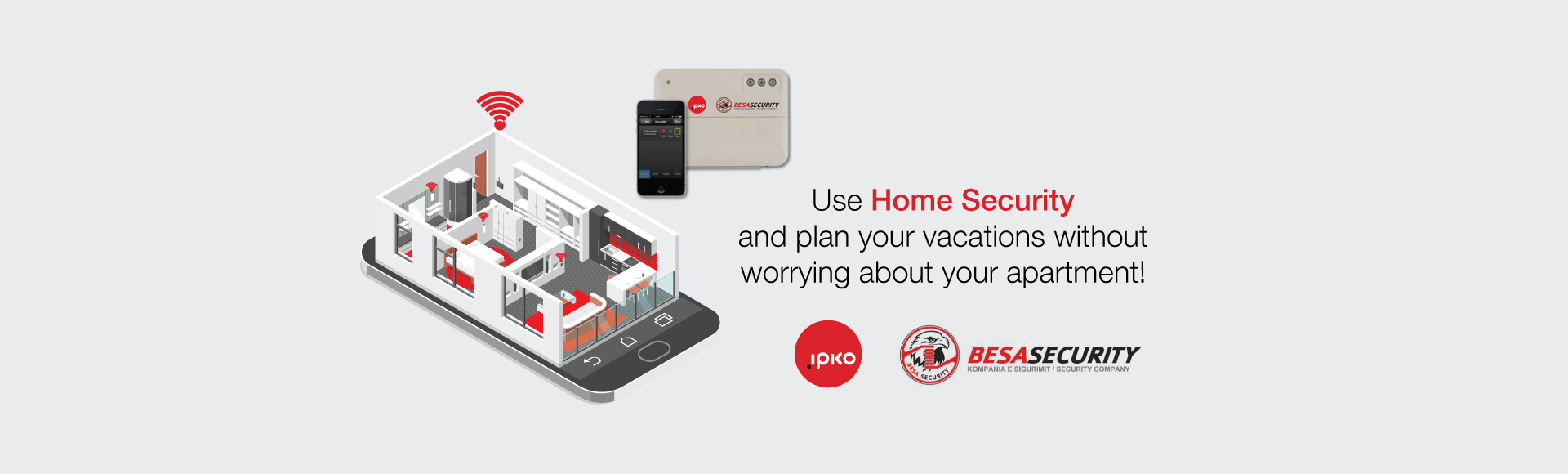 Home Security - Ipko Telecommunications