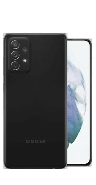 Samsung Galaxy A72 black