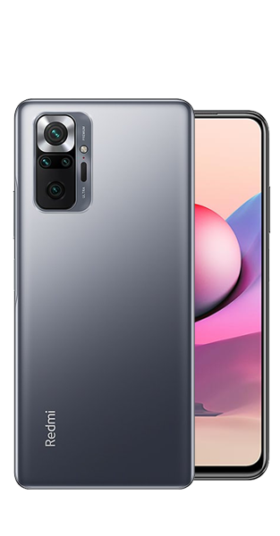 Xiaomi Redmi Note 10 – Grey